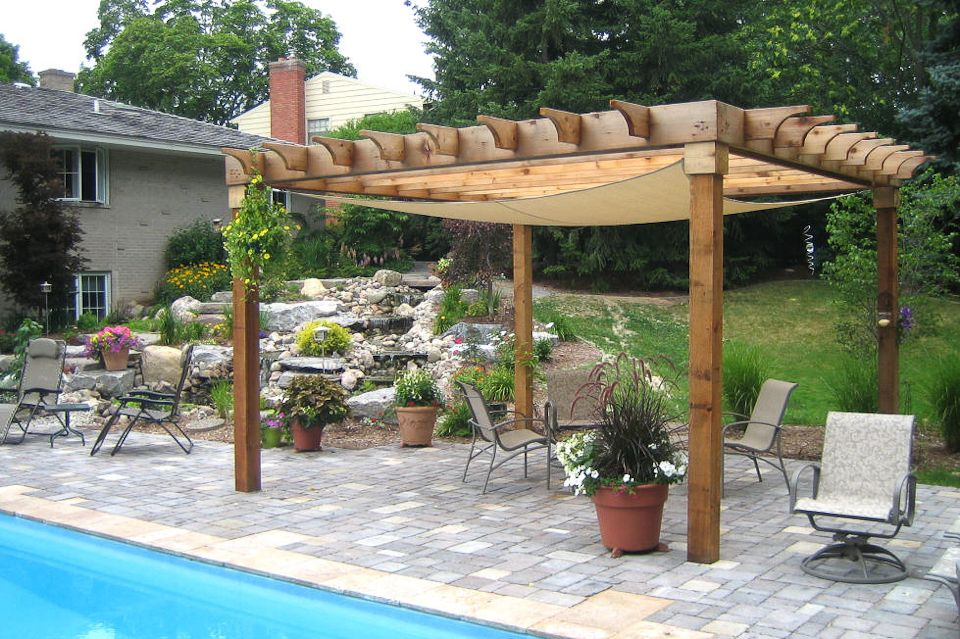 Essex Outdoor Design West Michigan Landscape Design And